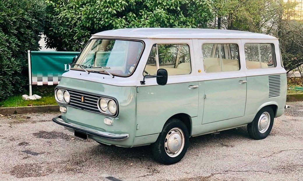 2024 Fiat 850