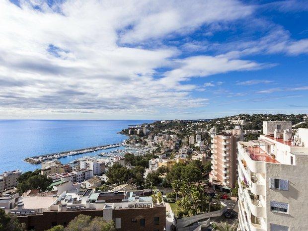 Penthouse in Palma, Balearic Islands, Spain 1