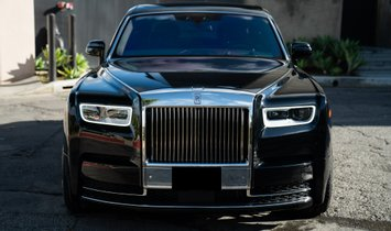 2018 Rolls-Royce Phantom with Phantom Package