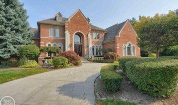House in Washington, Michigan, United States 1