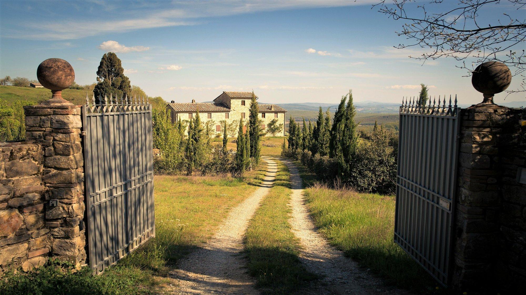 Country House in Castelnuovo Berardenga, Tuscany, Italy 1 - 11383955