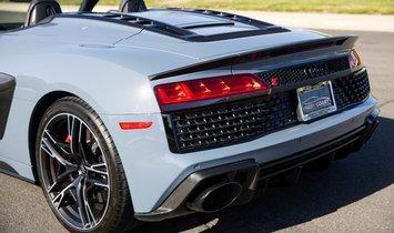 2020 Audi R8 V10 Performance Spyder Cabriolet 2D