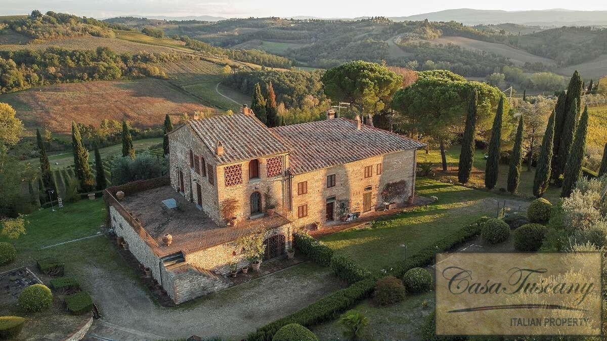 House in Montespertoli, Tuscany, Italy 1 - 11382553