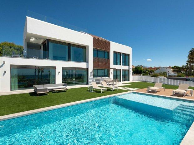 Villa in Playa del Sol Villacana, Andalusia, Spain 1