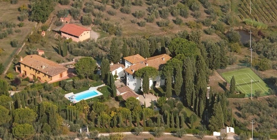 Estate in Florence, Tuscany, Italy 1 - 11382886
