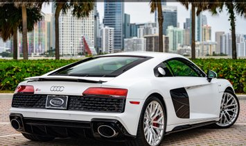 Audi R8 Coupe 4SPREE