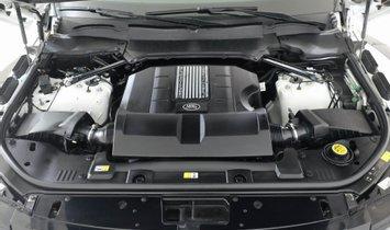 2018 Land Rover Range Rover 3.0L V6 Supercharged HSE $102,828 MSRP