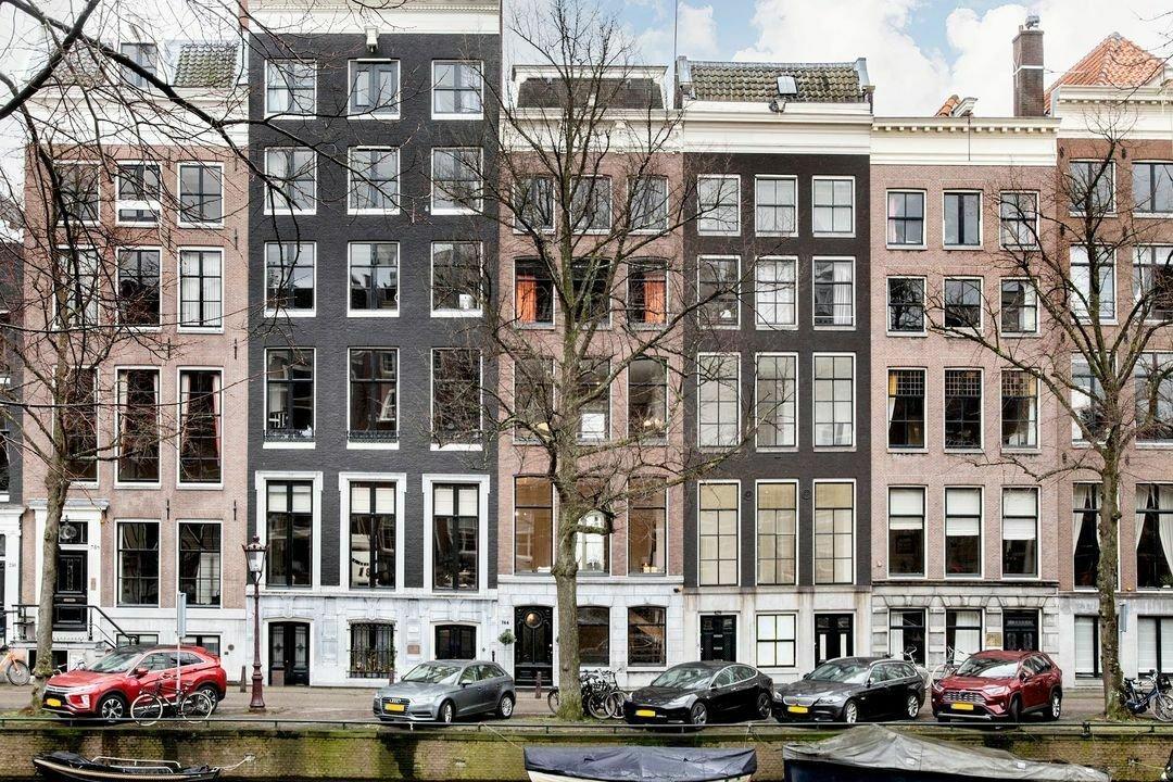 House in Grachtengordel-Zuid, North Holland, Netherlands 1