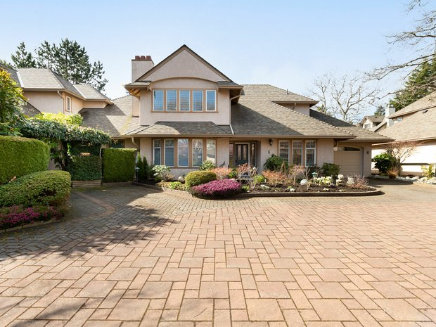 House in Saanich, British Columbia, Canada 1