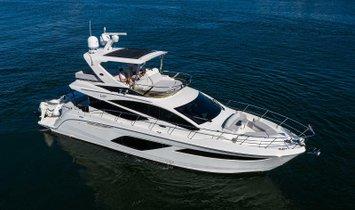 Sea Ray L550 Fly