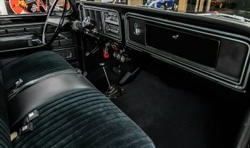 1977 Ford F150 Ranger 4X4 Pickup