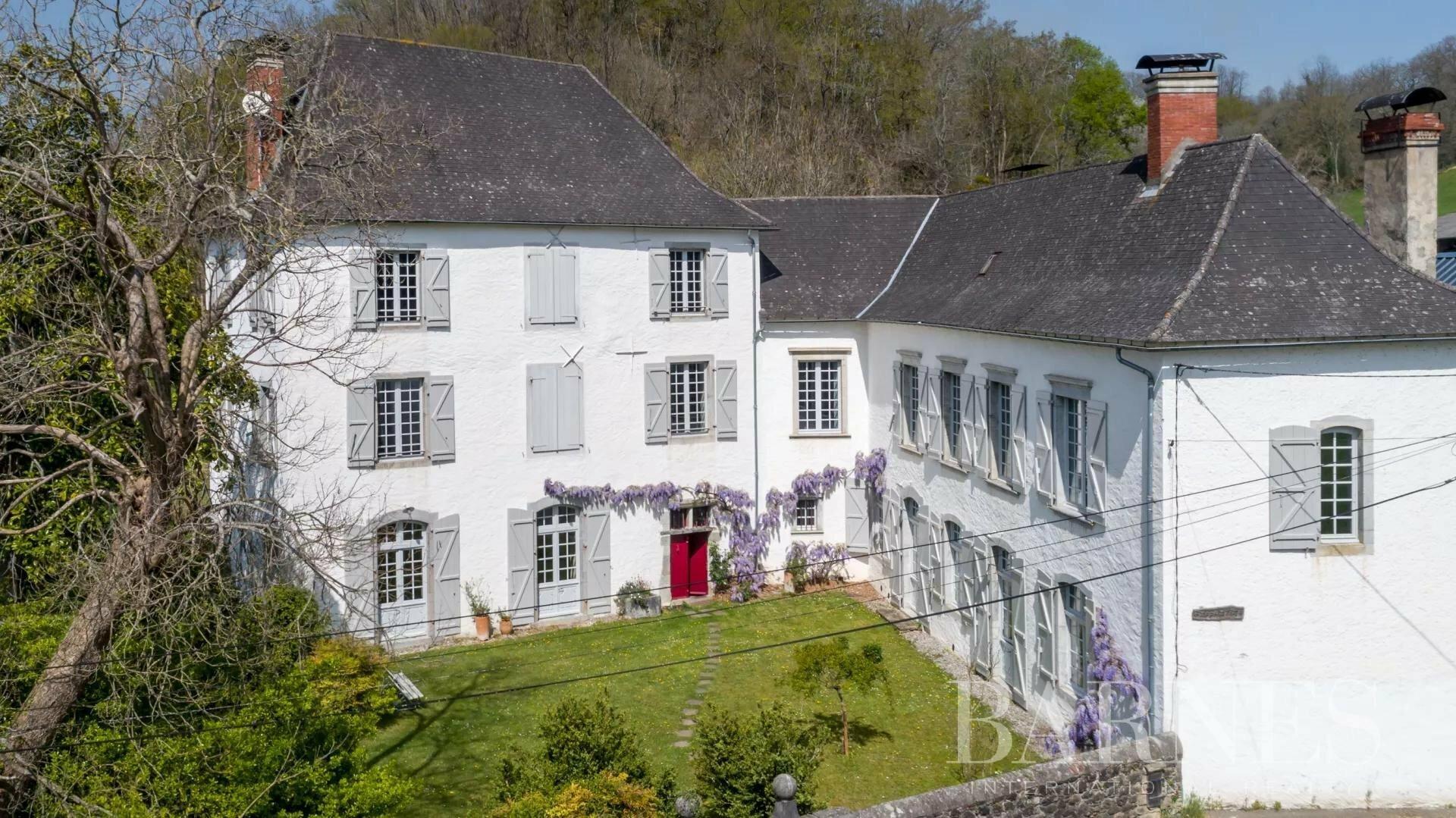 Castle in Mauléon-Licharre, Nouvelle-Aquitaine, France 1