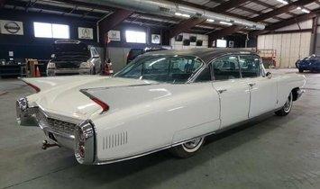 1960 Cadillac Fleetwood
