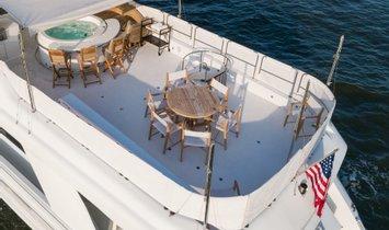 Hatteras 100 Motor Yacht