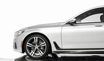 2017 BMW 7 Series 740i M-Sport Pkg