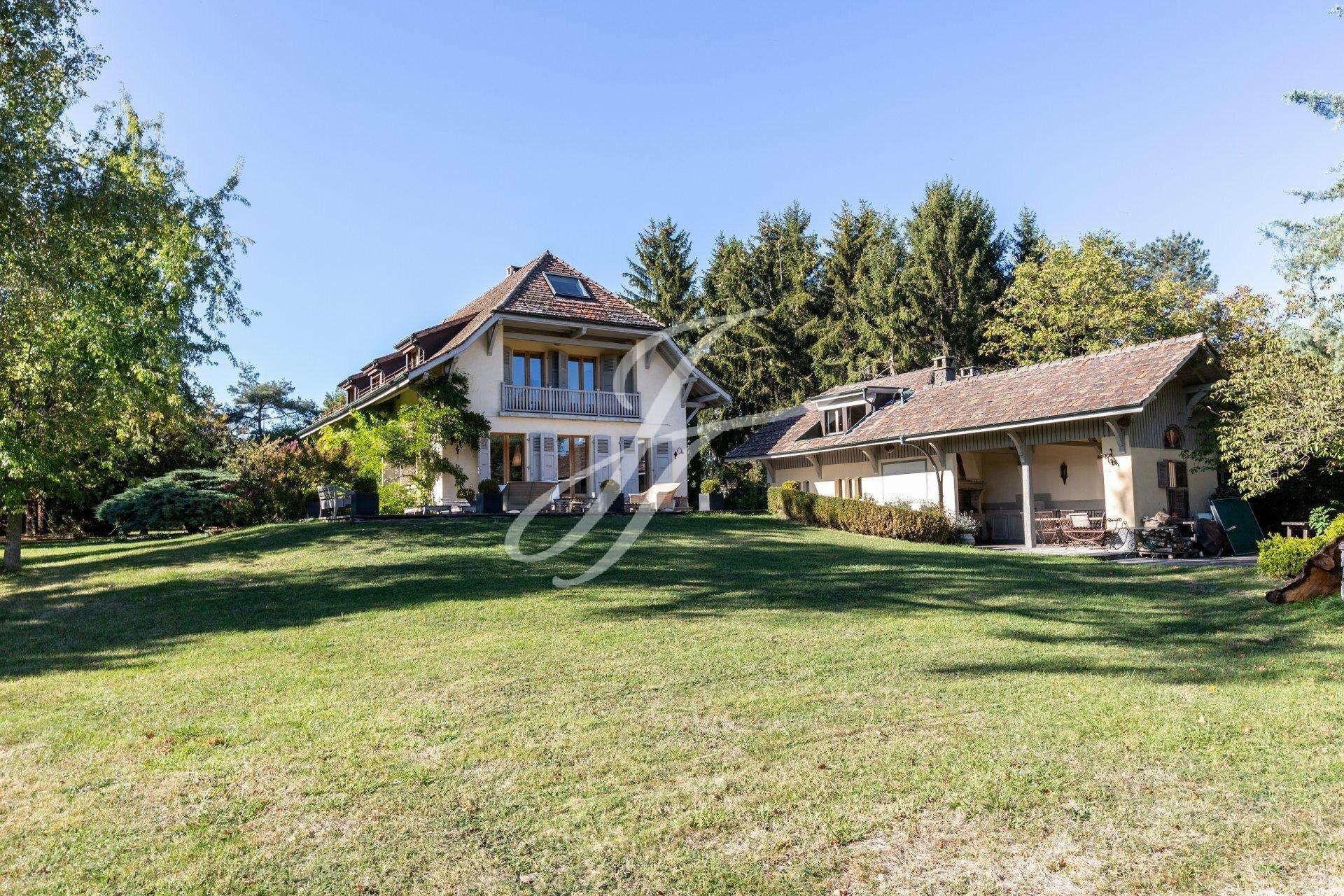 House in Collonge-Bellerive, Genève, Switzerland 1