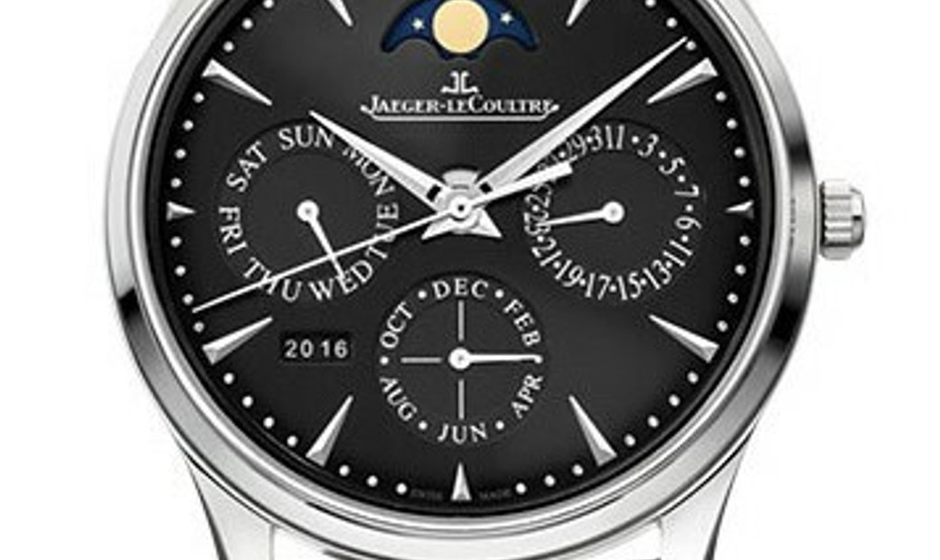 JAEGER LE COULTRE MASTER ULTRA THIN PERPETUAL 39MM Q1308470