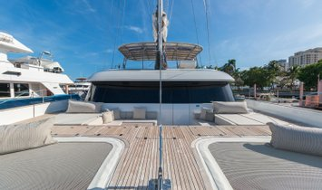 "OCEAN VIBES 74' 8"" (22.76m) Sunreef Catamaran 2020"