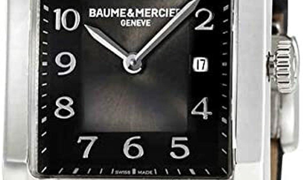 BAUME & MERCIER HAMPTON LADIES WATCH 27.5MM M0A10024