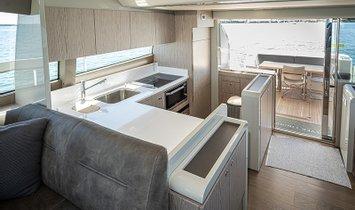 SILVER LINING 65' (19.81m) Ferretti Yachts 2018