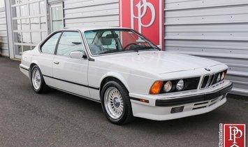 BMW 635CSi Coupe