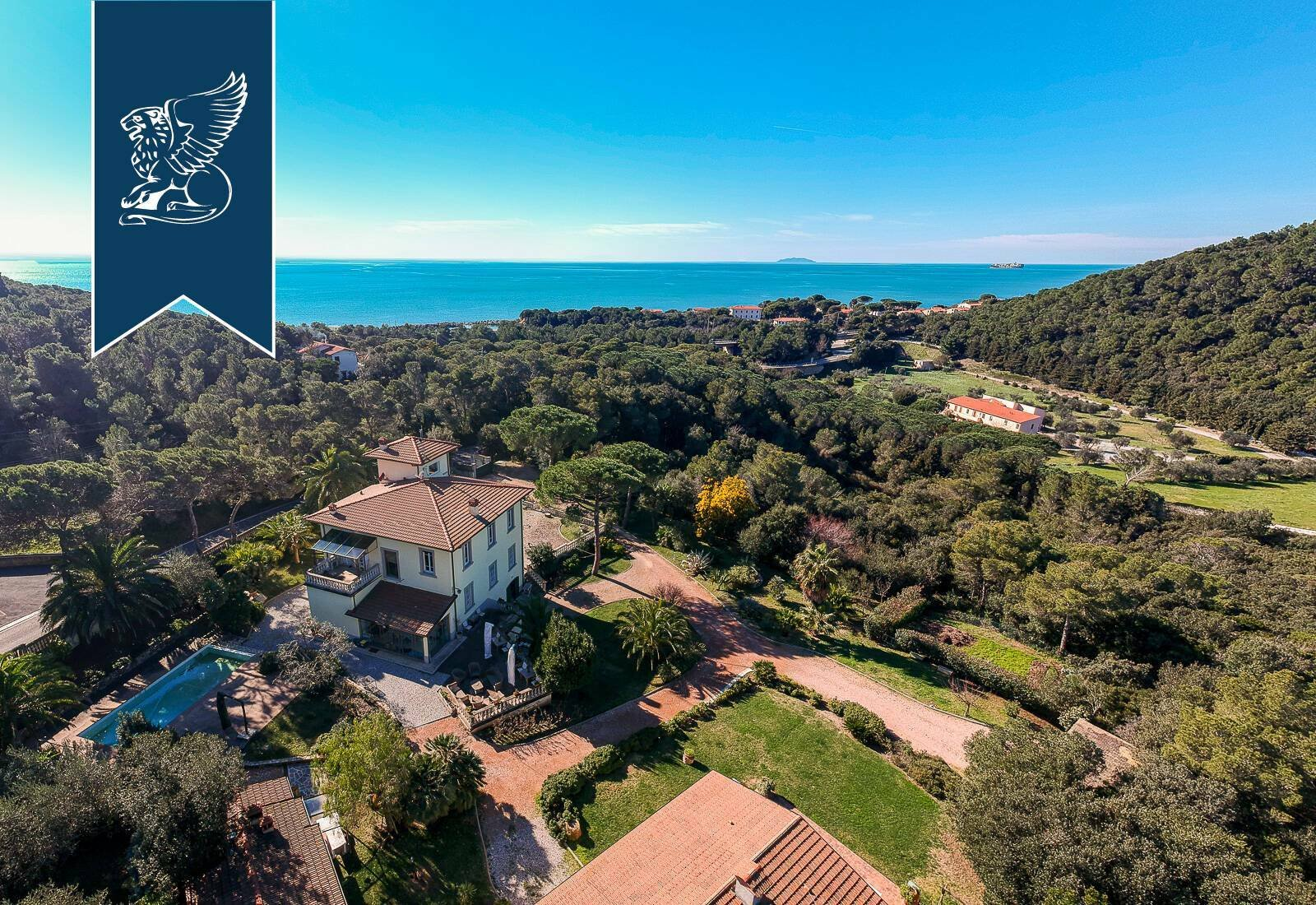 Villa in Chioma, Tuscany, Italy 1 - 11388053