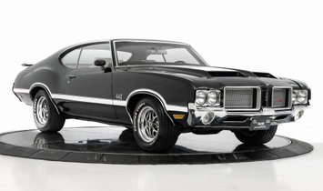 1972 Oldsmobile 442 Frame Off restored - Factory Air Absolutely Stunning