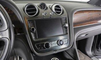 Bentley Bentayga Onyx Edition