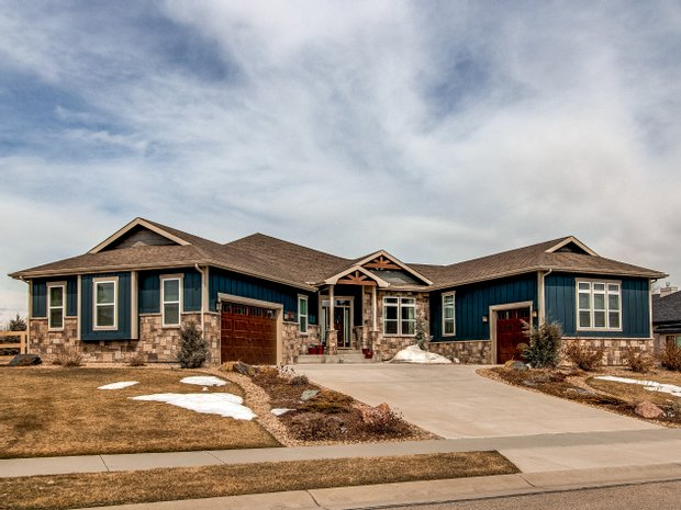 House in Fort Collins, Colorado, United States 1