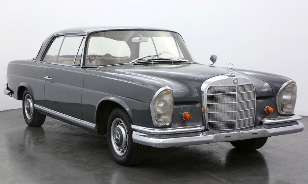 Mercedes-Benz 220SEB