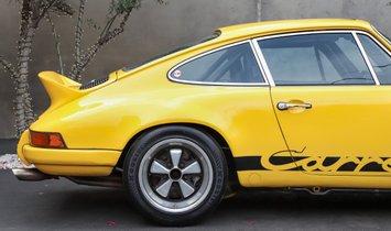 Porsche 911S Sunroof