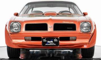 1976 Pontiac Firebird Trans Am L-75 - Factory Air - RARE!!