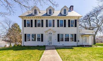 Maison à South River, New Jersey, États-Unis 1