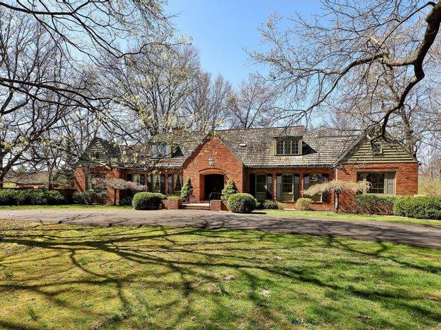House in Ladue, Missouri, United States 1