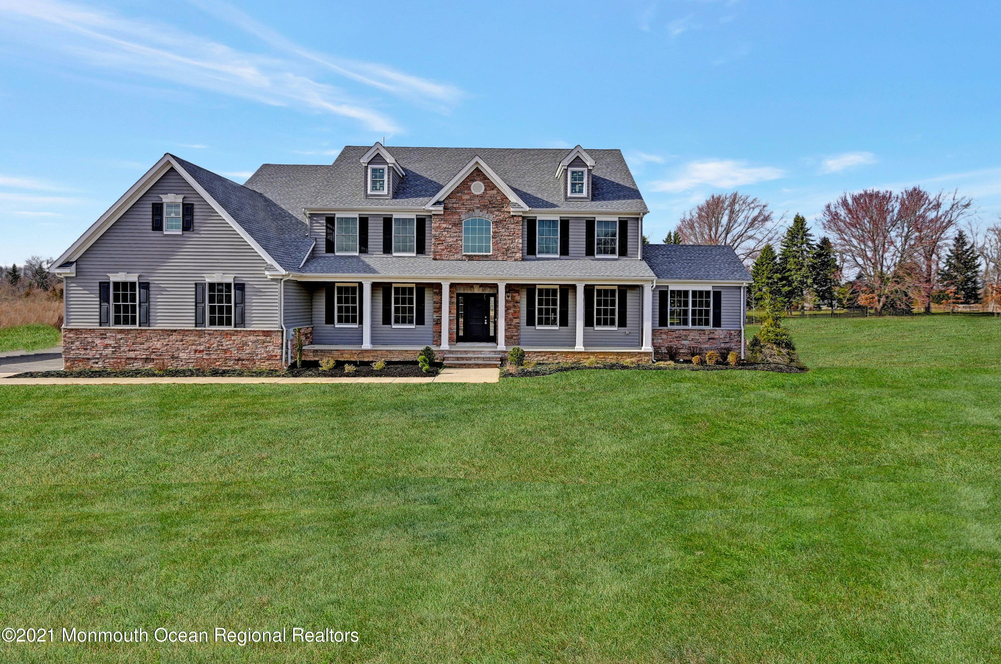 House in Millstone, New Jersey, United States 1