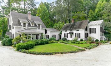 Haus in Flat Rock, North Carolina, Vereinigte Staaten 1