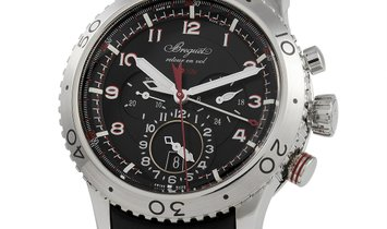 Breguet Breguet Type XXII Flyback Chronograph Watch 3880ST/H2/3XV