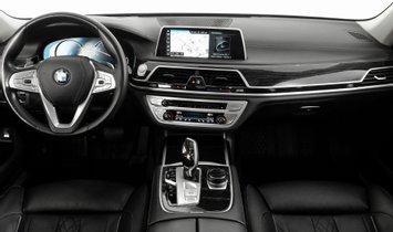 2018 BMW 7 Series 750i $108,795 MSRP