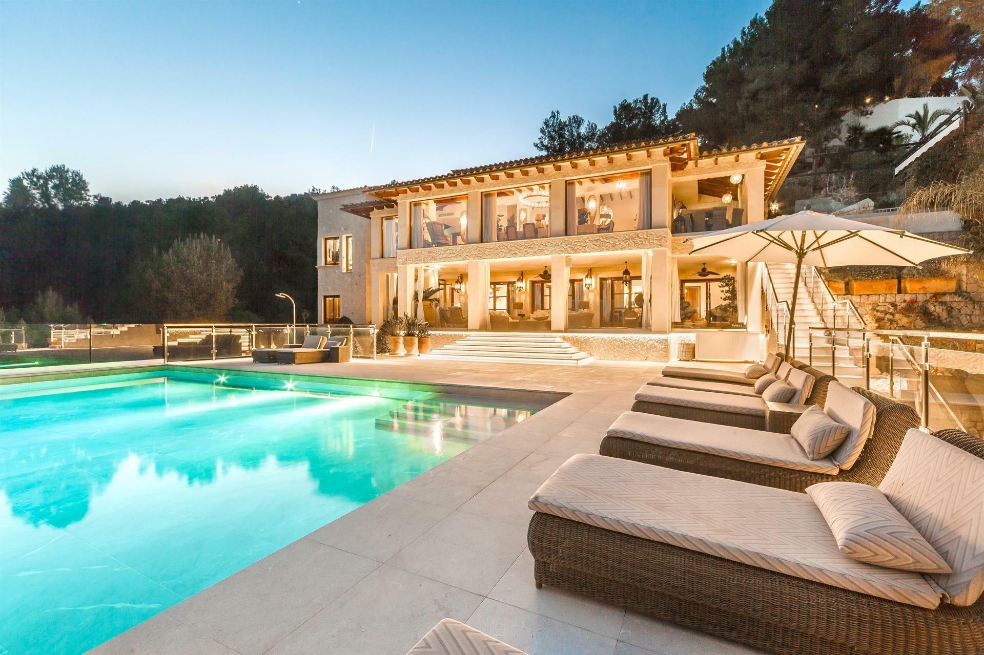 Villa in Palma, Balearic Islands, Spain 1 - 10848664