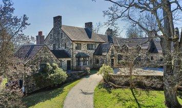 House in Berwyn, Pennsylvania, United States 1