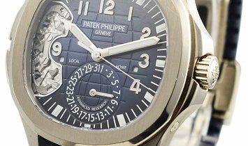 PATEK PHILIPPE AQUANAUT TRAVEL TIME ADVANCED RESEARCH 5650G-001