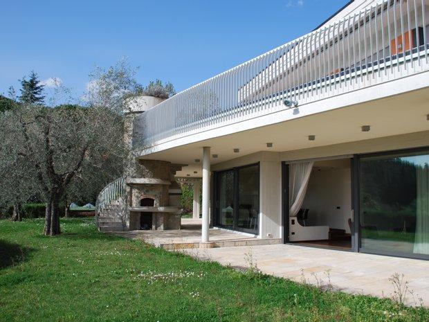 Villa in Settignano, Tuscany, Italy 1