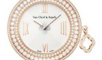 VAN CLEEF & ARPELS CHARMS FULL DIAMOND PAVE 38MM VCARN5LP00