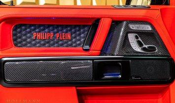 MERCEDES-BENZ G 63 AMG BY MANSORY STAR TROOPER  PHILIPP PLEIN
