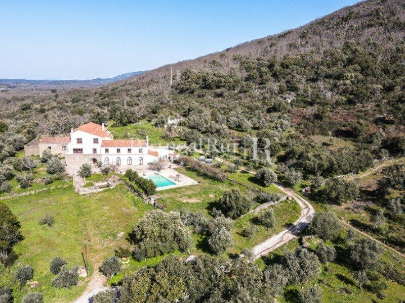 Farm Ranch in Portalegre, Portalegre District, Portugal 1