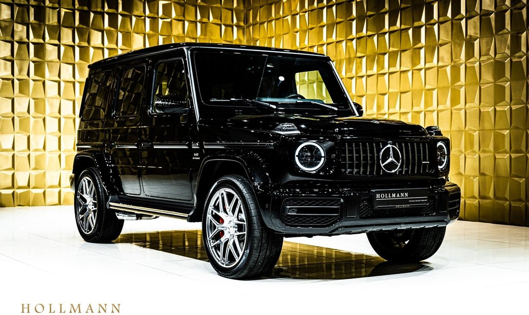 MERCEDES-BENZ G 63 AMG MY2021
