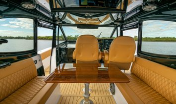 Sea Force IX 51 Center Console/Sportfish