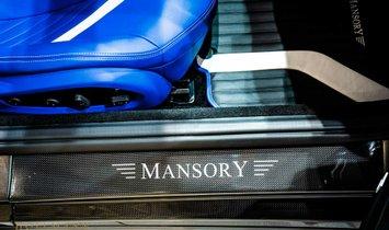 FERRARI 812 GTS BY MANSORY
