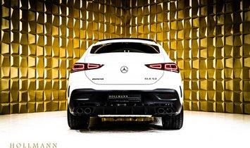 MERCEDES-BENZ GLE 53 AMG COUPE