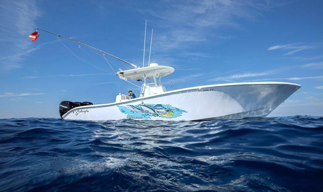 Yellowfin 34 Offshore CC